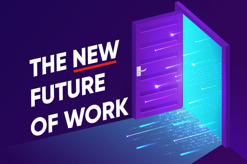 Discover The New Future of Work - Videos and podcasts from leaders across the world