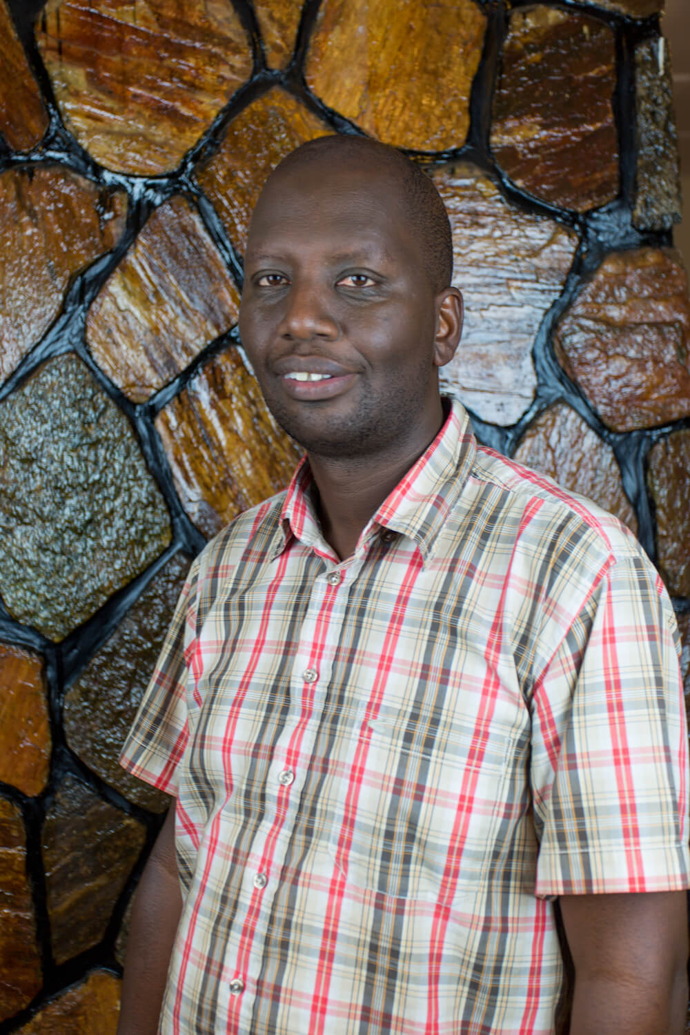 Bertin Gakombe, Rwamagana Senior Health Management Advisor