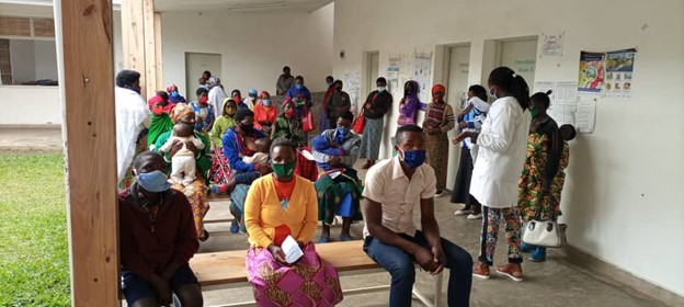 The New Year Brings New Challenges in Fighting COVID in Rwanda