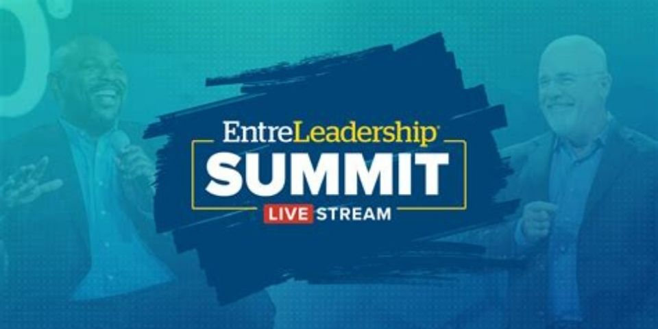 Dave Ramsey's EntreLeadership Summit Conference: Live Stream