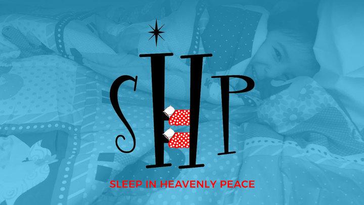 Sleep in Heavenly Peace Bunk Build Event