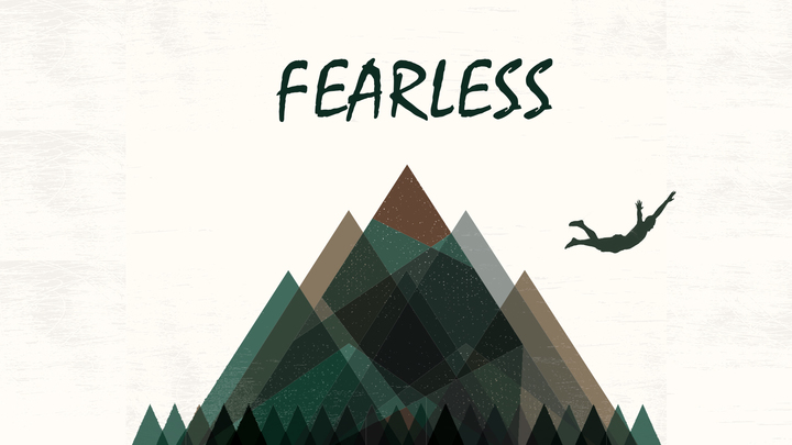 River Youth Fall Retreat - Fearless