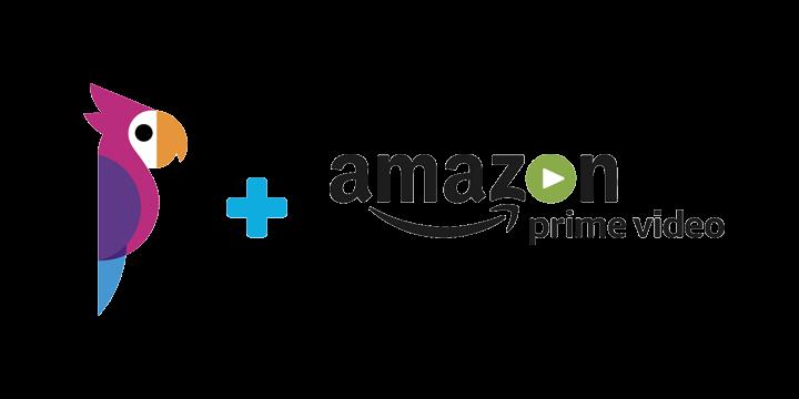 Simon Says + Amazon Prime Video
