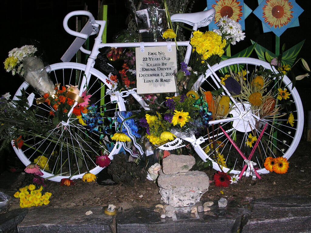 Florida Drunk Drivers Are a Major Cause of Cycling Fatalities