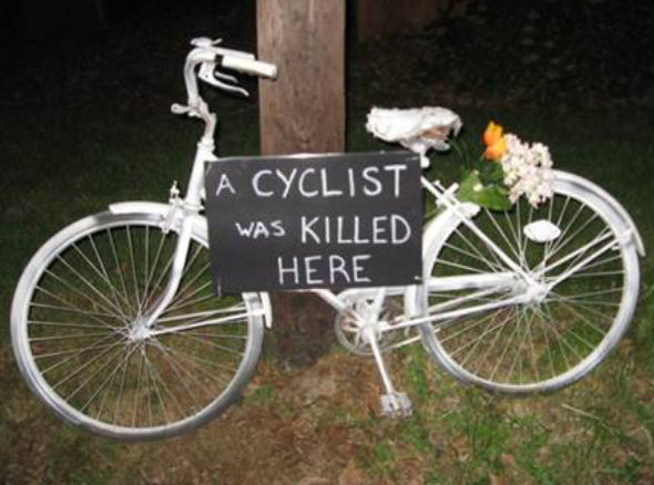 Jacksonville Worst Big City in US for Bicycle Fatality Rate