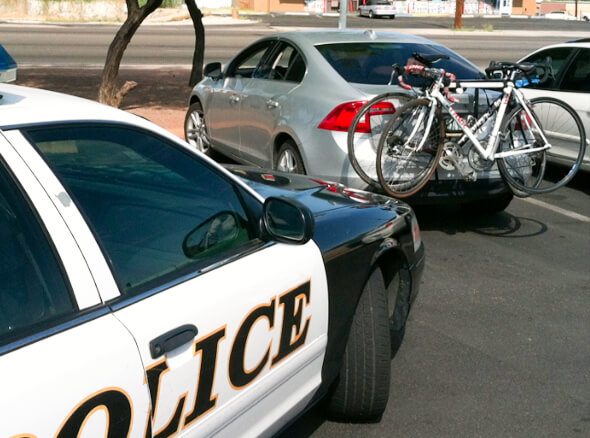 Can You Be Ticketed for a Hitch Mounted Bike Rack?