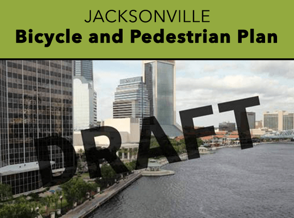 Burns Lends Expertise to Jacksonville's 2017 Pedestrian Bicycle Master Plan