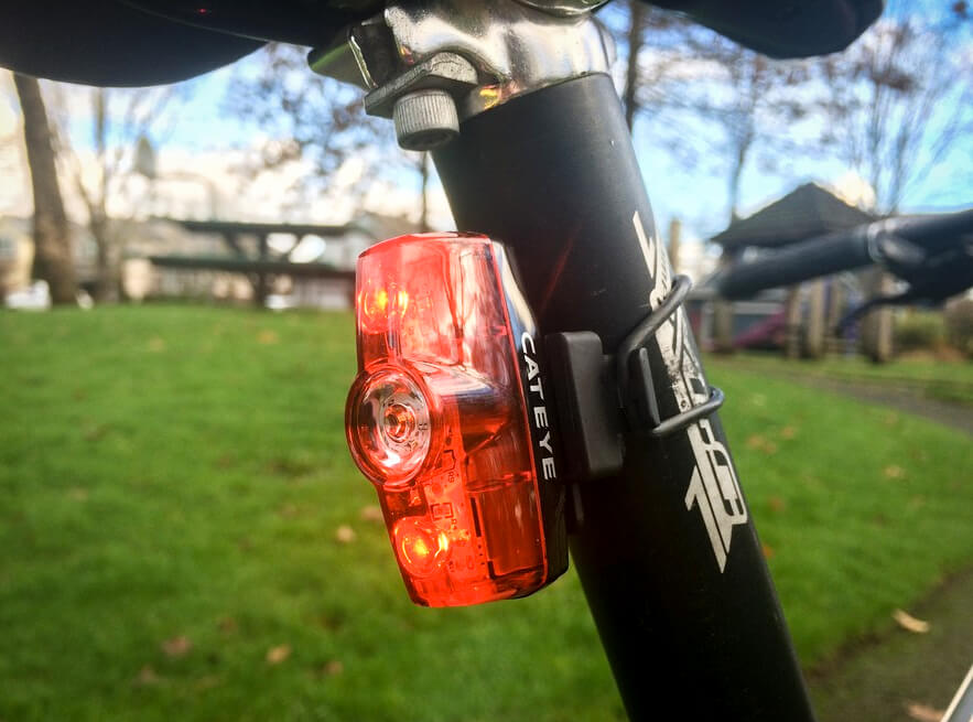 Do Daytime Bike Lights Help Cyclists?