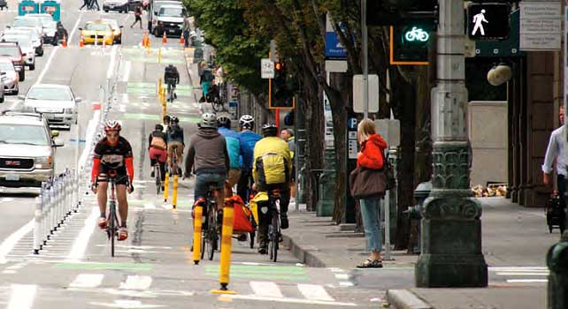 Bicycle Safety in Florida's Big Cities Ranks Last
