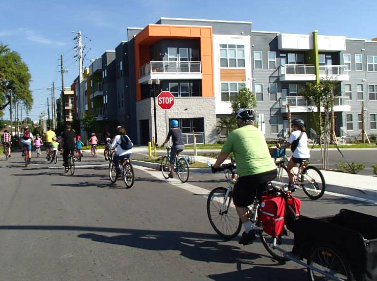 Legal Advice for Bicyclists Who Don't Own Cars