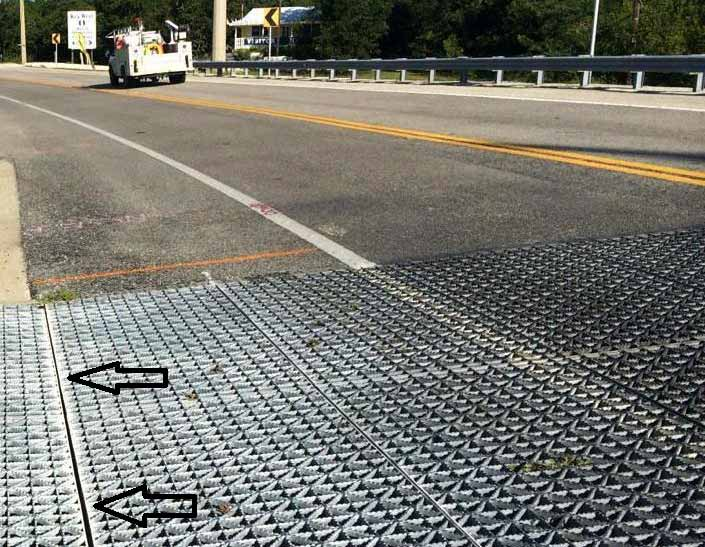 Sewer Grates, Storm Drains and Open Metal Grating Bridges Causing Bicycle Crashes