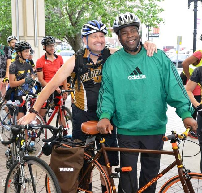 Jacksonville Bicyclists Gear Up for National Bike to Work Day