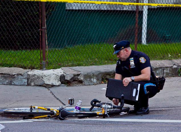 Police Officers Need Better Bicycle Training