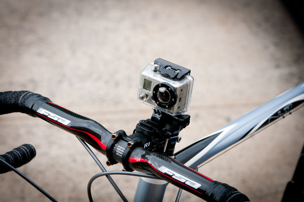 GoPro Helping Cycling Crashes