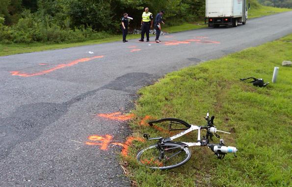Police Bias and Cyclists