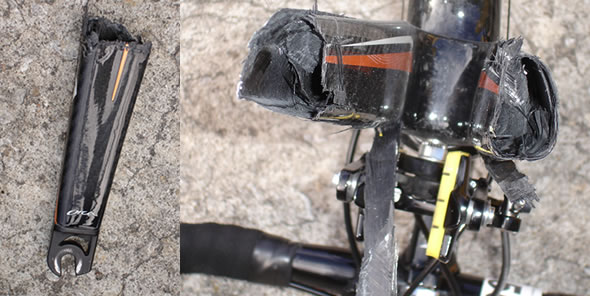 Improper Bicycle Assembly and Defective Bicycle Parts