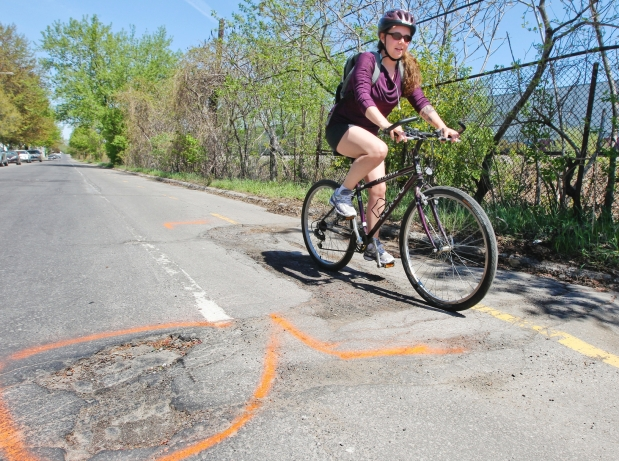 Legal Rights for Cyclist on Unsafe Bike Paths, Lanes and Trails