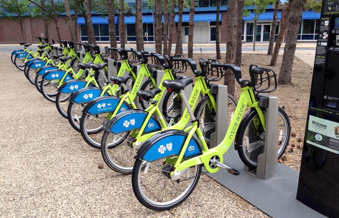 Bike Sharing Needed in Jacksonville