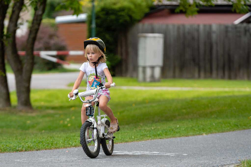 Bicycle Helmets, Children and Lawsuits