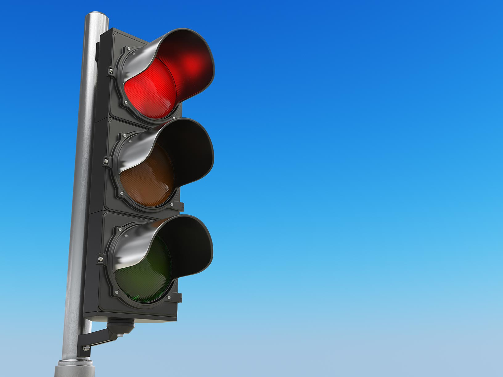 What If the Traffic Signal Won't Change? Run a Red Light?