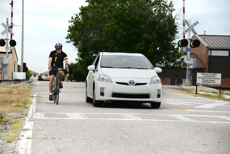 How Do You Share the Road with a Bicyclist?