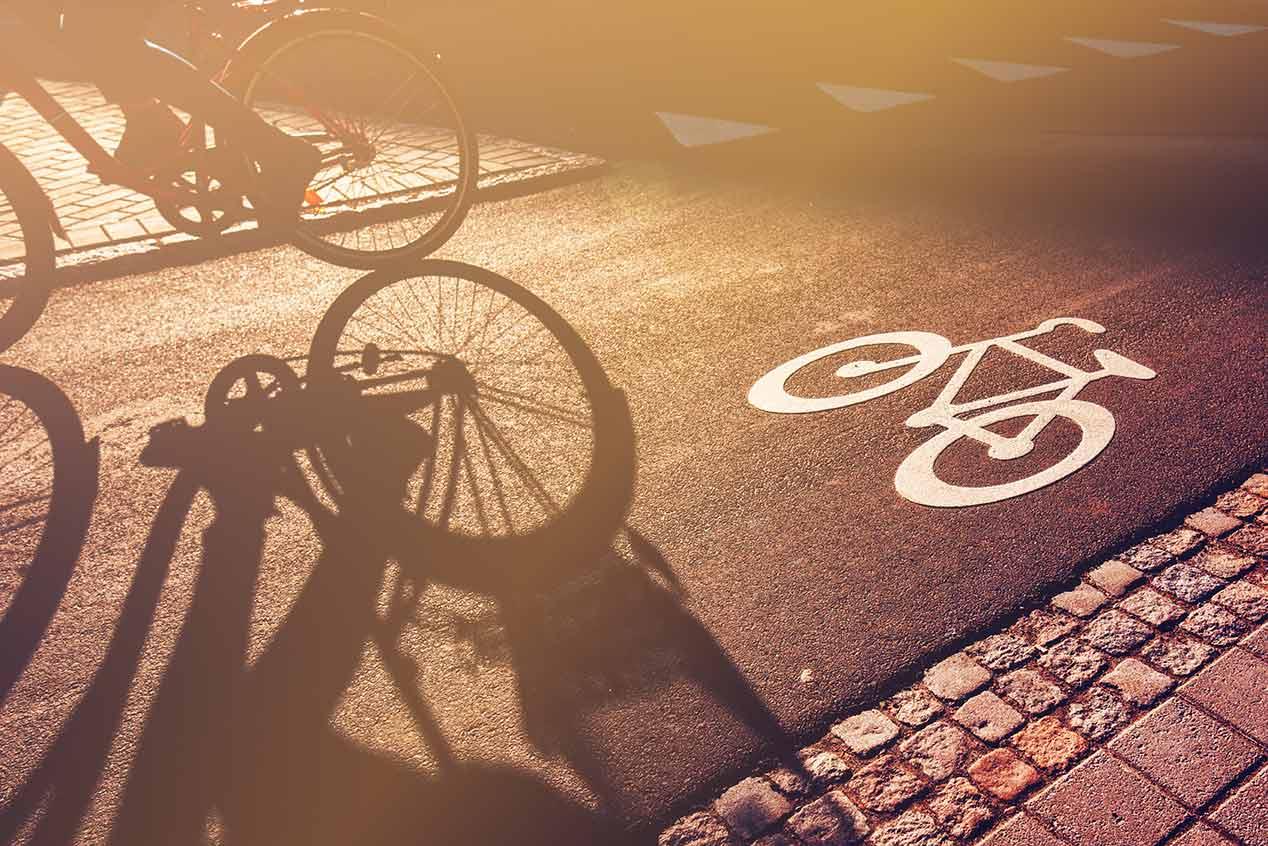 Is it Safer in a Bike Lane?