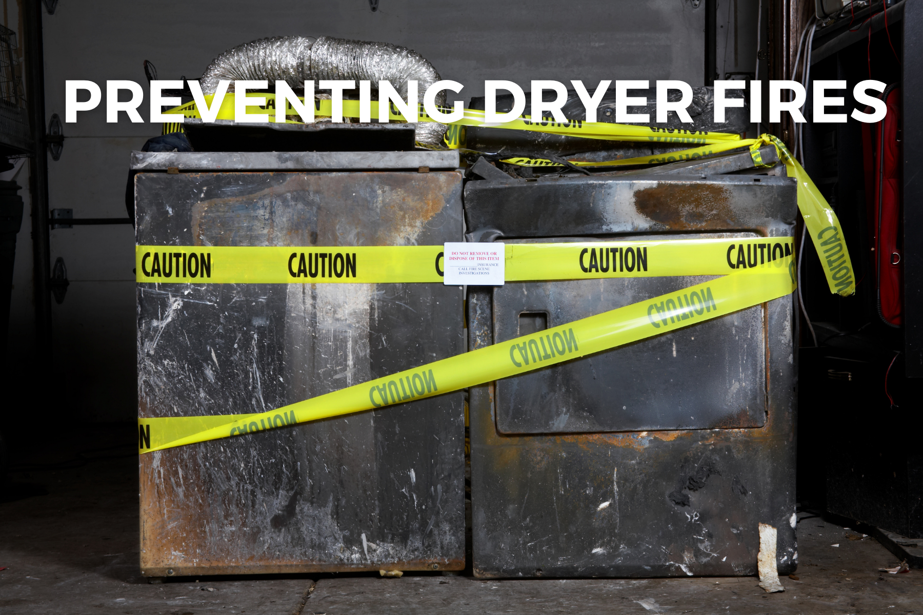 How to Prevent Dryer Fires