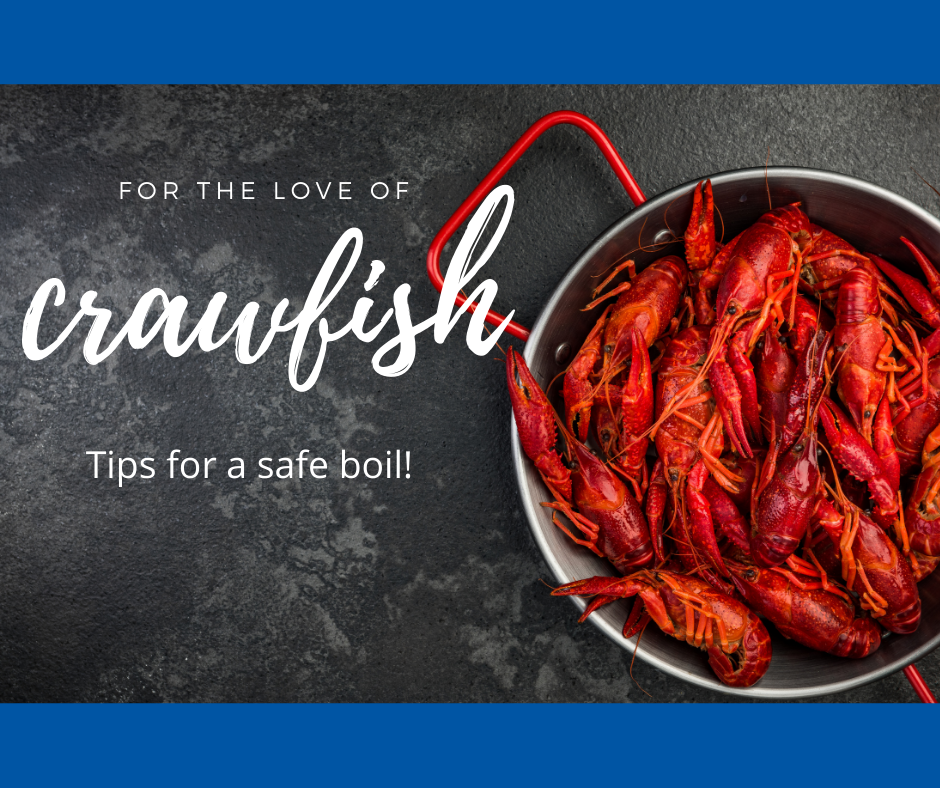 Crawfish Boil Safety
