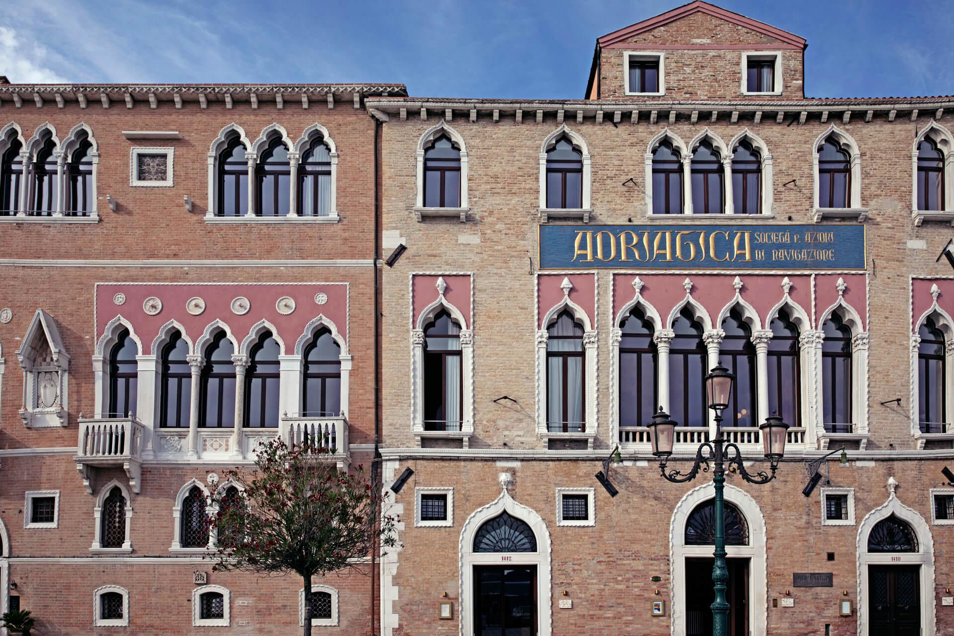 il palazzo experimental venice facade