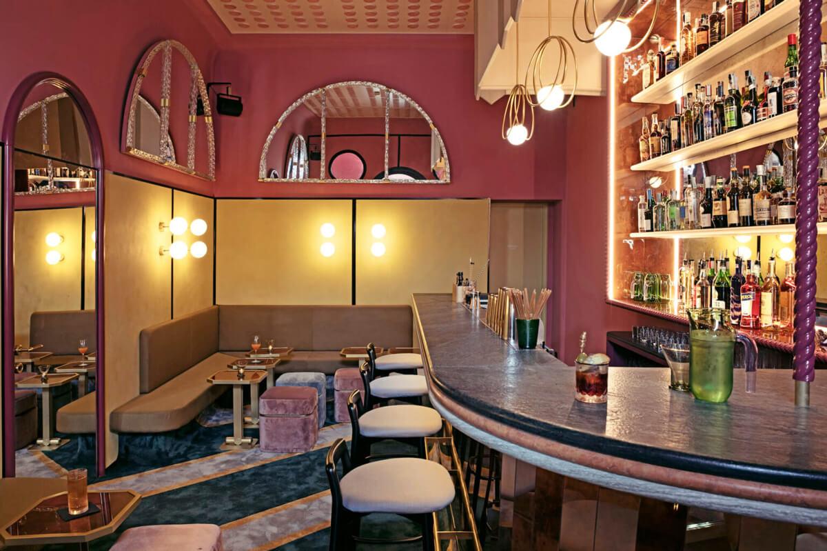 bar 2 il palazzo experimental hotel venice