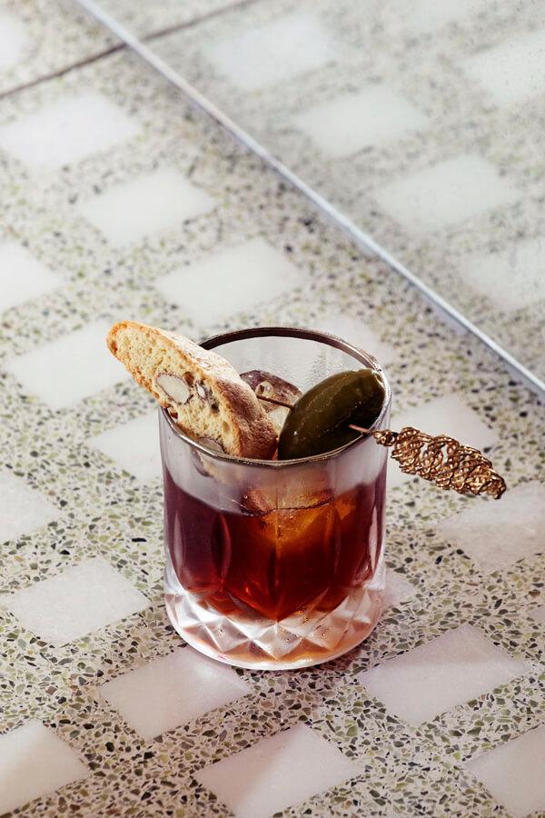 il palazzo experimental hotel venice cocktail