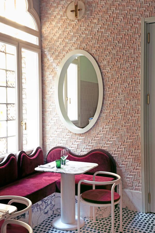 restaurant 5 il palazzo experimental hotel venice