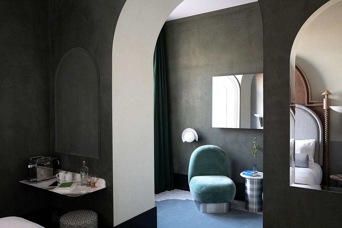 ognisanti deluxe room il palazzo experimental hotel venice 1