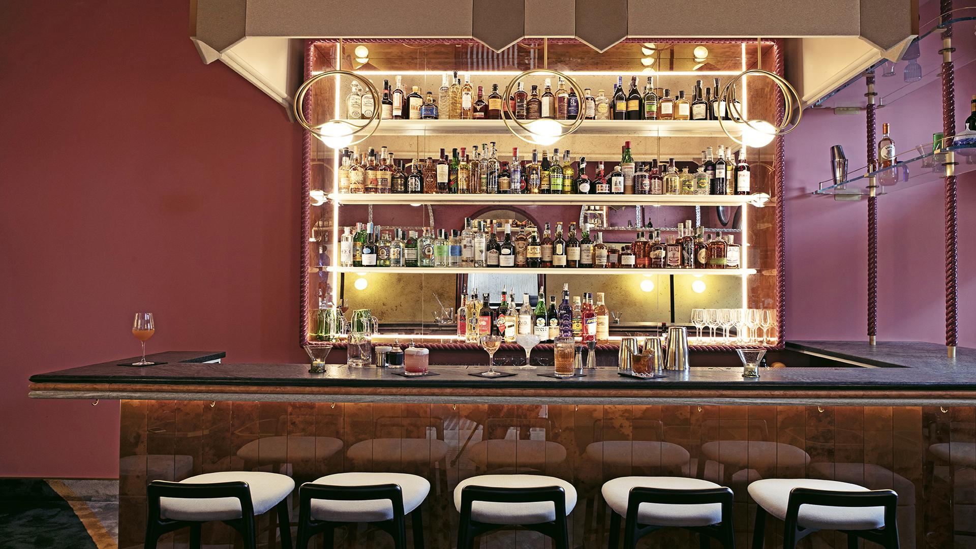 il palazzo experimental hotel venice bar
