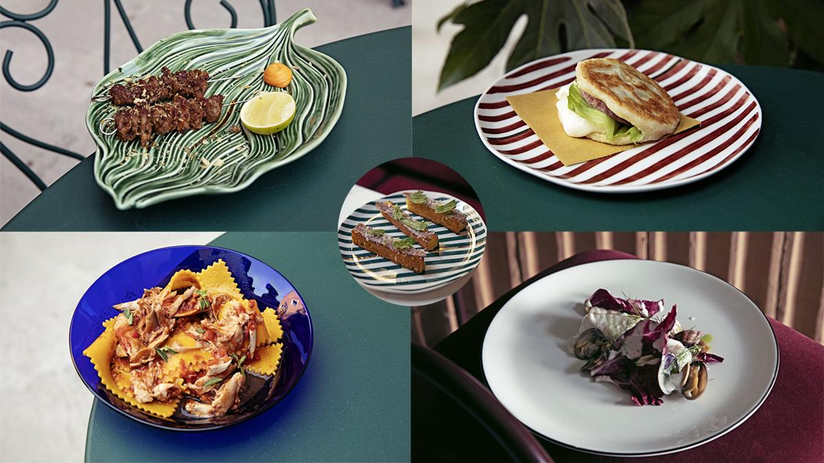 piatti ristorante il palazzo experimental hotel venezia