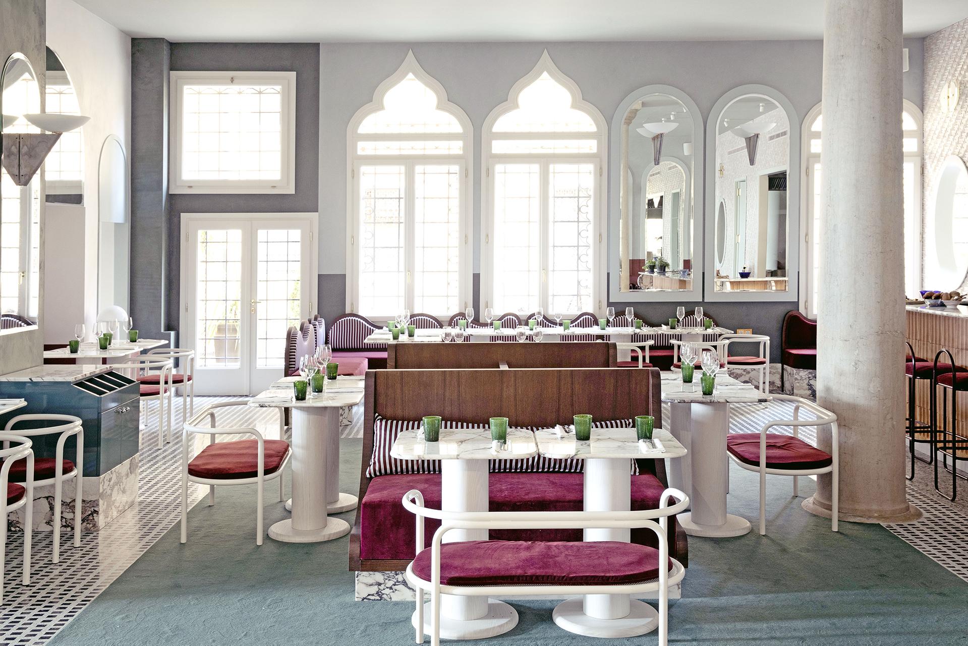 ristorante 3 il palazzo experimental hotel venezia