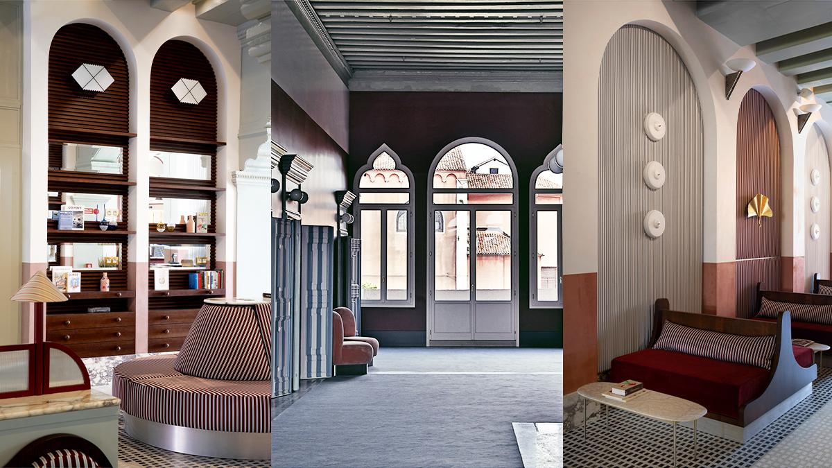 il palazzo experimental venice hotel front