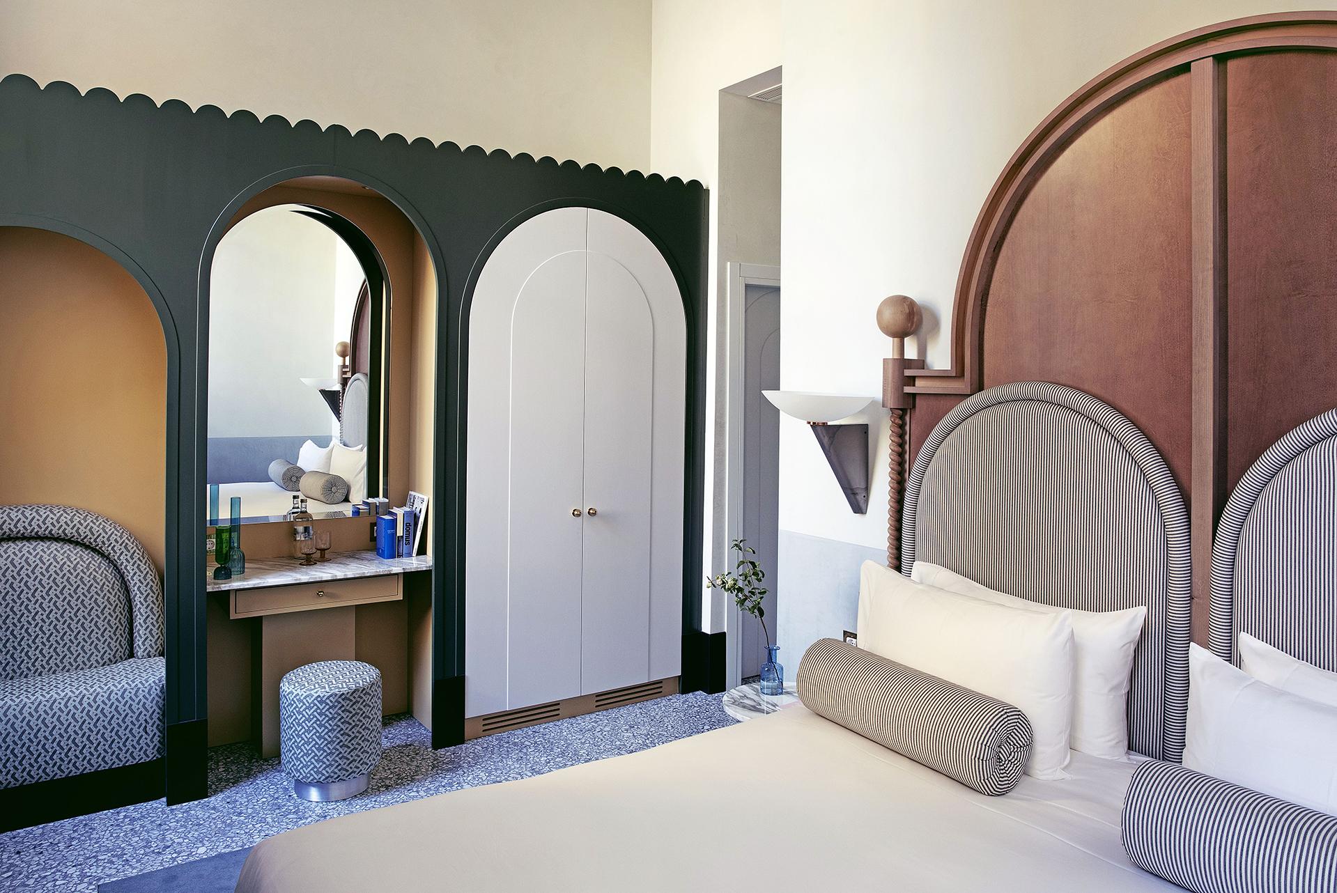 romite superior room il palazzo experimental hotel venice