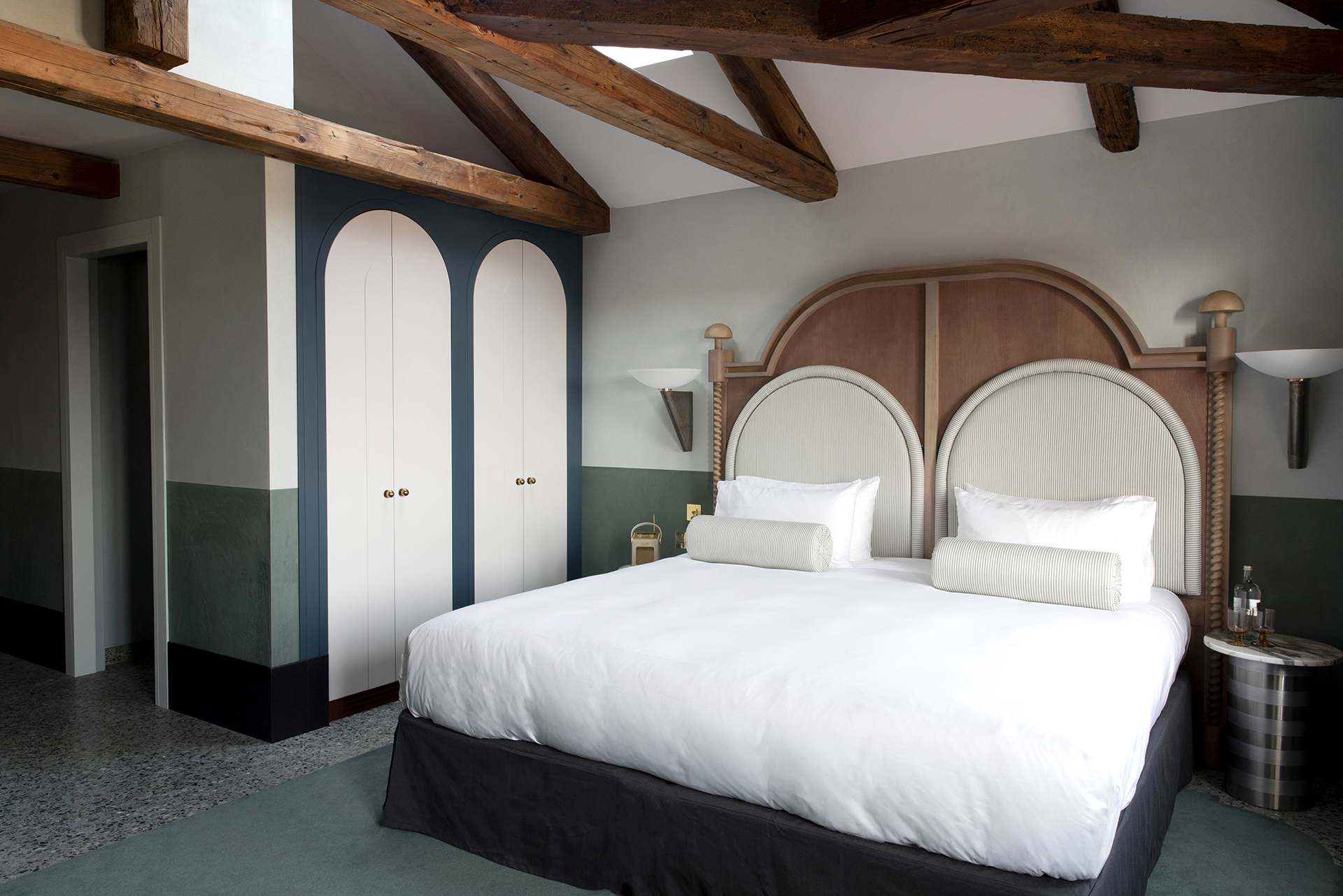 ognisanti deluxe room il palazzo experimental hotel venise