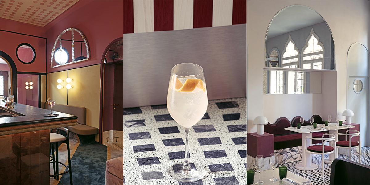 il palazzo experimental hotel venice restaurant
