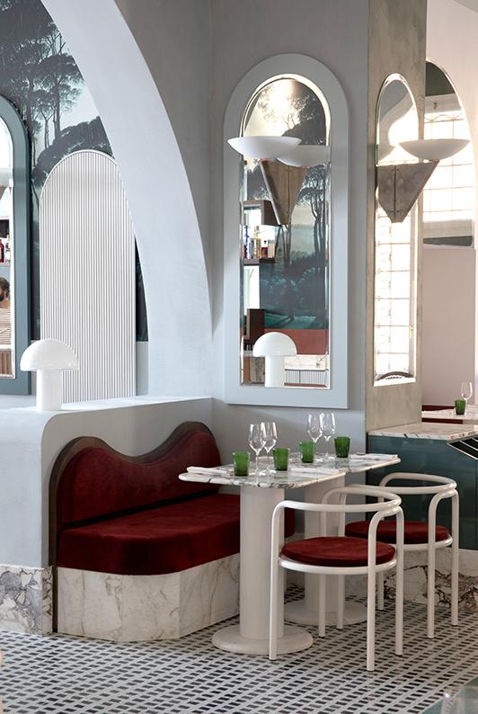 restaurant 4 il palazzo experimental hotel venice