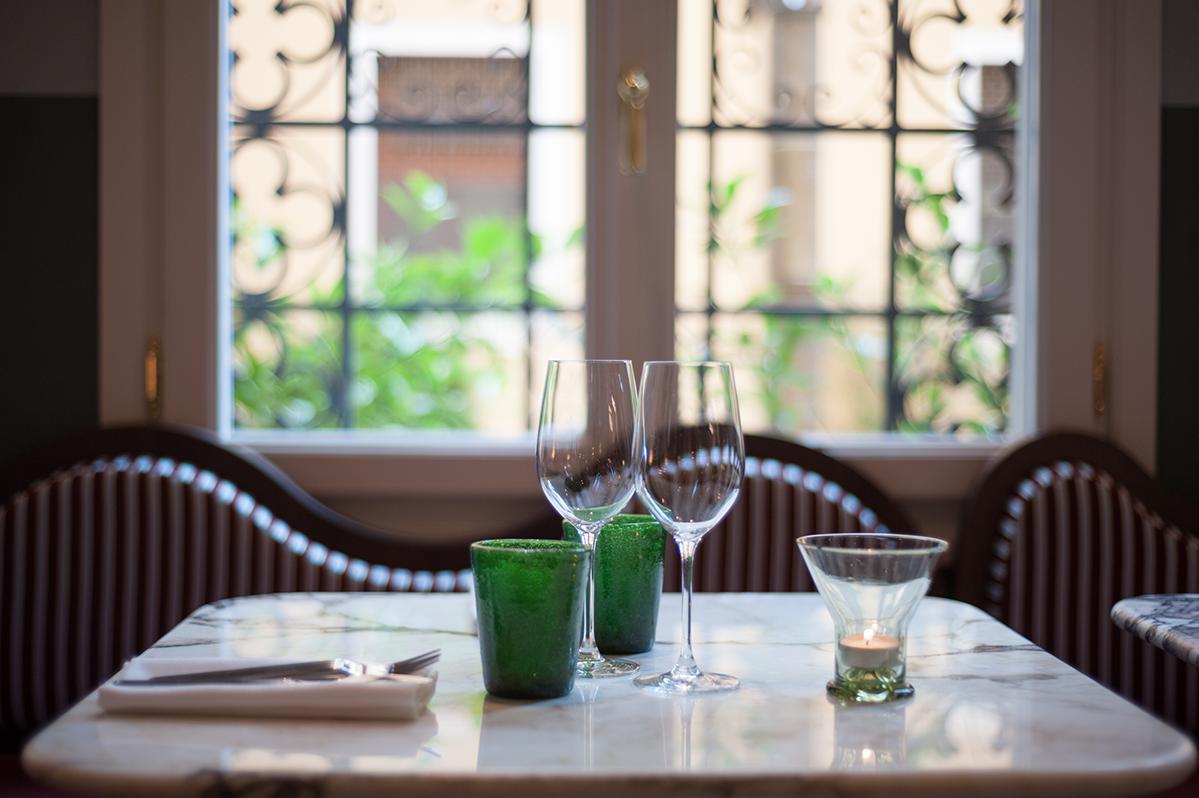 tavolo il palazzo experimental venice