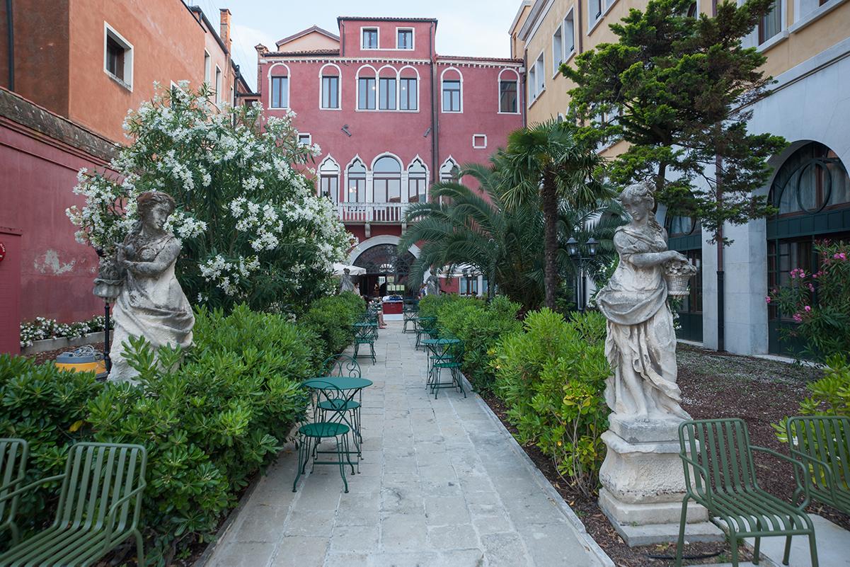garden il palazzo experimental venice