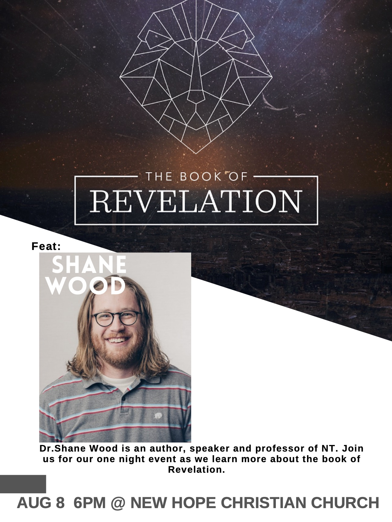 New Hope Summer Series: The Book of Revelation