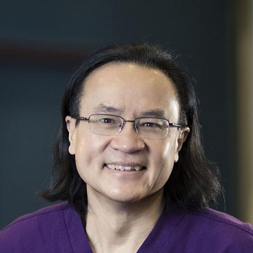Headshot of Dr. David Chin