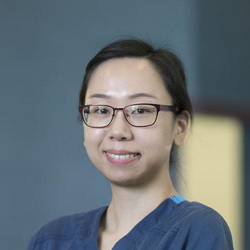 Headshot of Dr. Jenna Li
