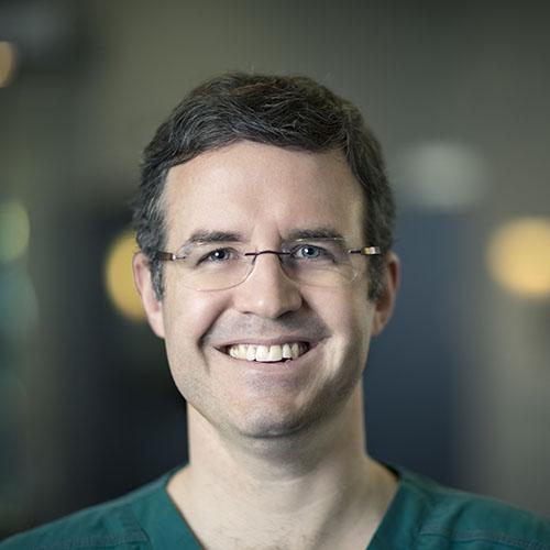 Headshot of Dr. Todd Kruk