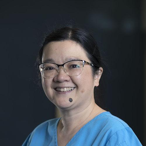 Headshot of Dr. Margaret Choy