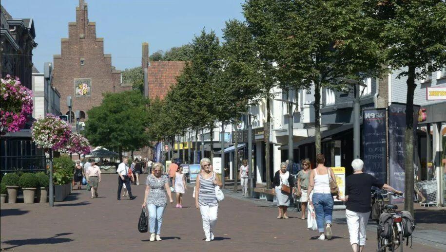 Skyline Delft