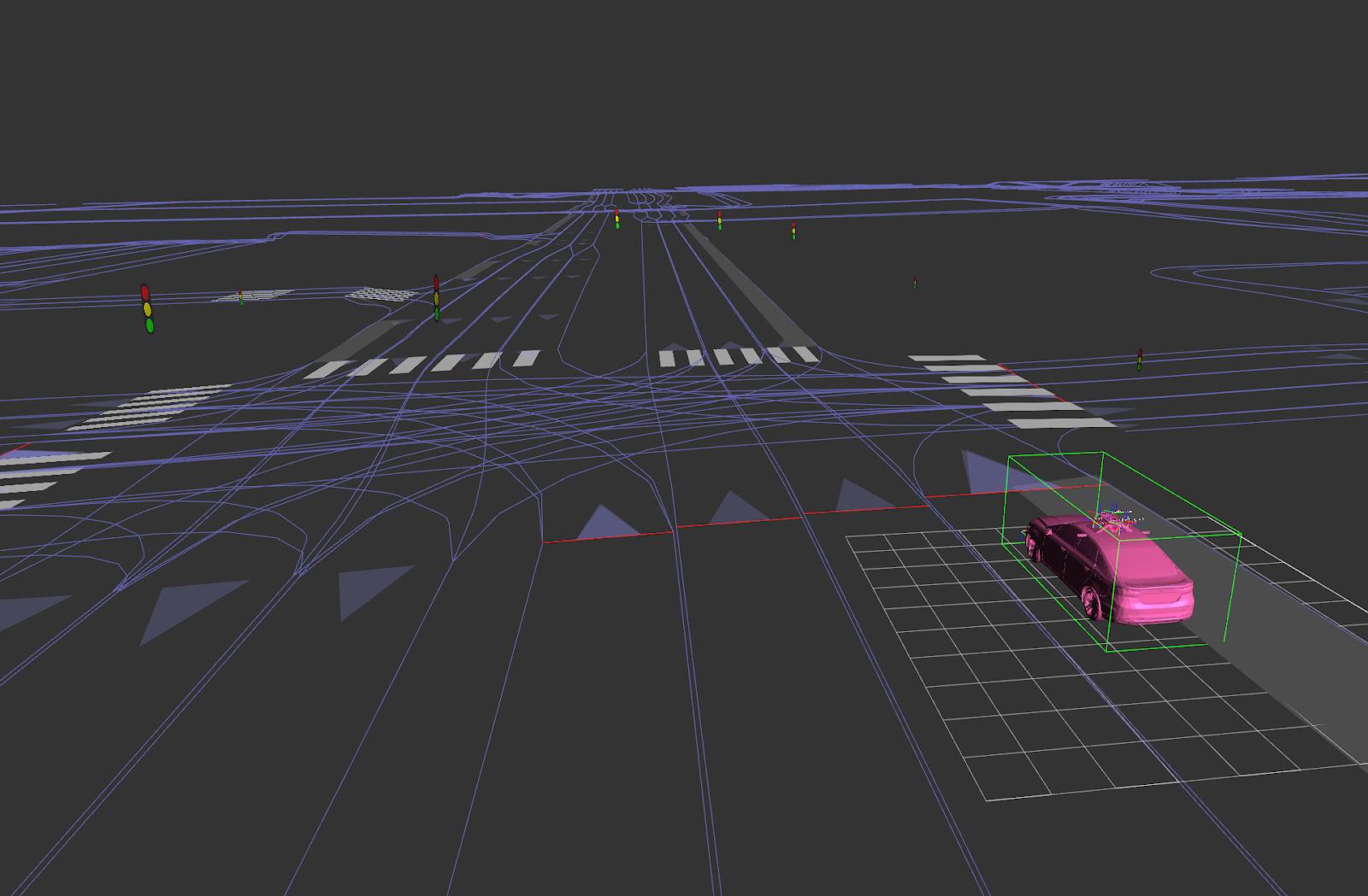 Semantic Maps for Autonomous Vehicles | by Lyft Level 5 | Lyft Level 5 |  Medium